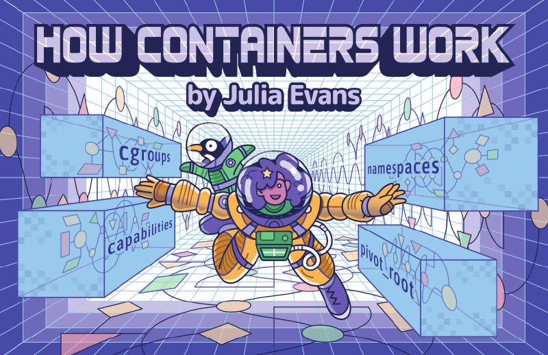 Cover for How Containers Work!