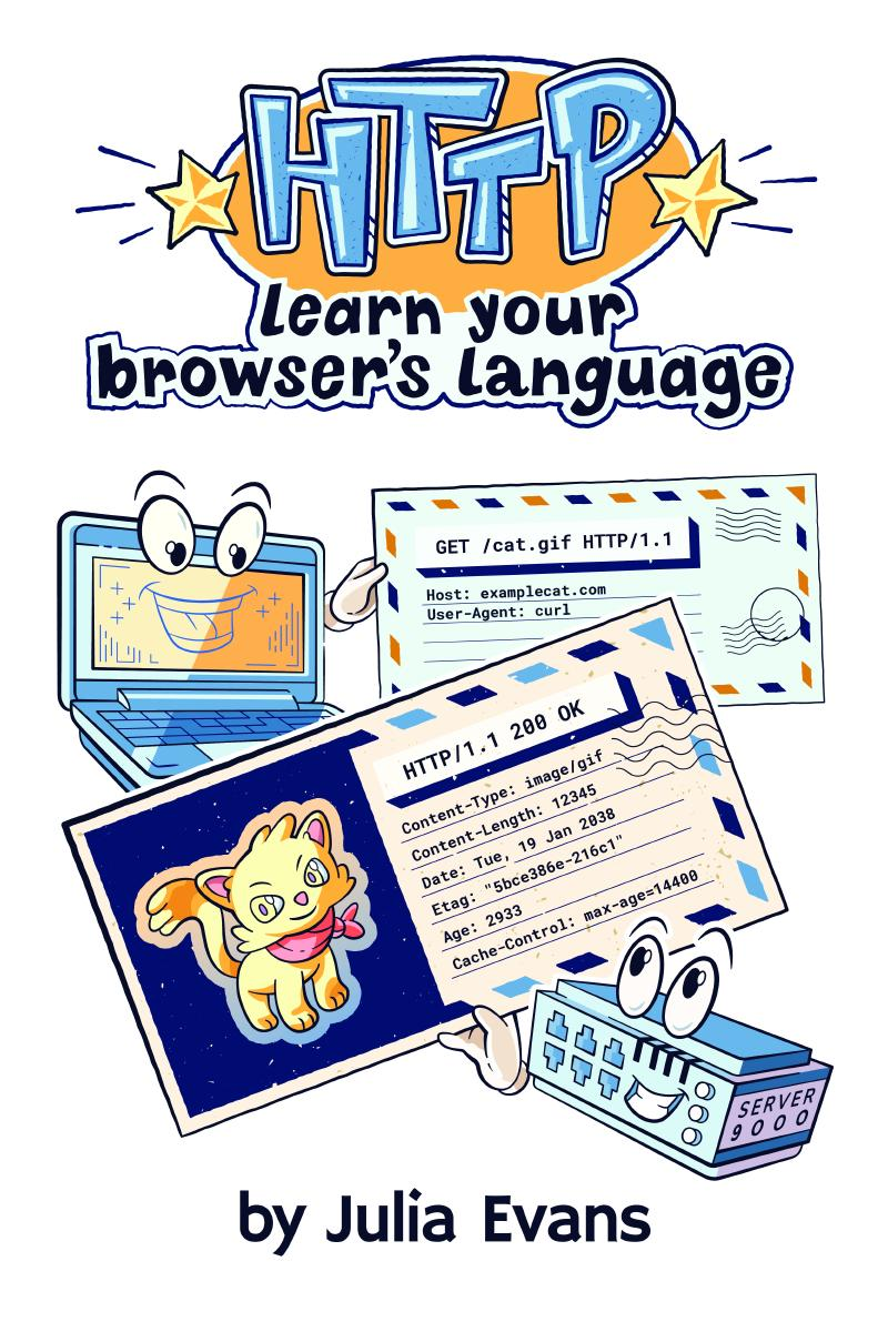 Cover for HTTP: Learn your browser's language!